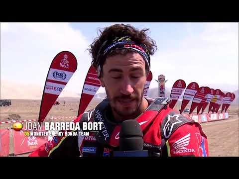 Dakar 2018, Stage Five: San Juan de Marcona - Arequipa