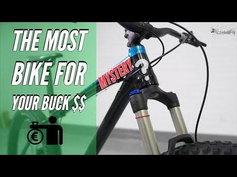 The Best Hardtail Mountain Bike Under $1,000 - Vitus Sentier + Hardtail Review