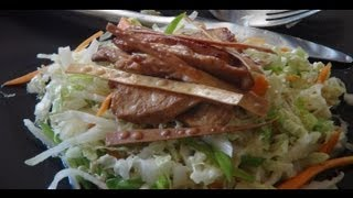 How To Make A Chinese Chicken Salad
