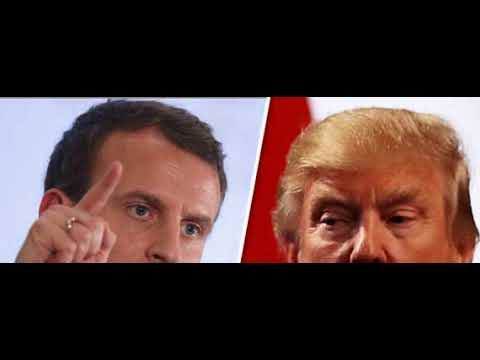French President Just Taught Trump A Lesson In Leadership By Covering Major US Obligation