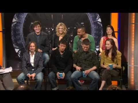 Interview - SGU Cast on CTV's Canada AM Show