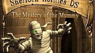 Прохождение Шерлок Холмс - 5 Египетских Статуэток № 3
