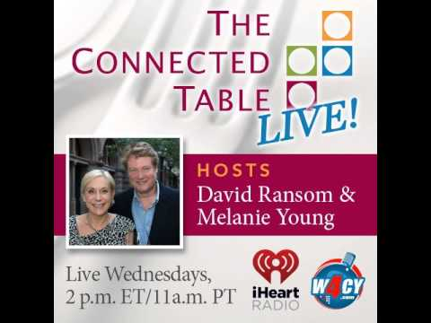 The Connected Table LIVE! with Farmer Lee Jones