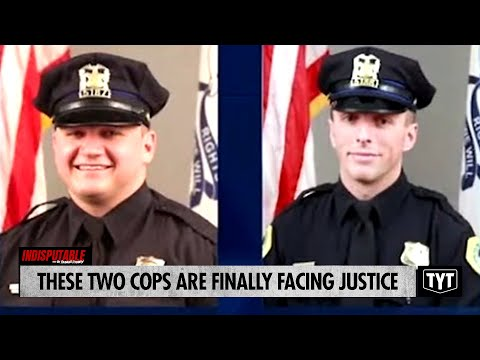 These Two Cops Are Finally Facing Justice