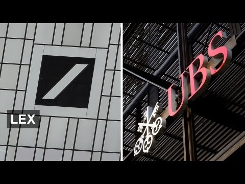 Deutsche or UBS  which bank would you choose?