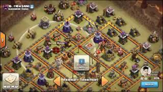 My Clash of Clans Live Stream || Gaming Guru India