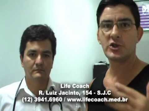 Os Atletas de Brazilian Jiu Jitsu, Vinicius Calasans e Calasans Jr fazem um Check-up