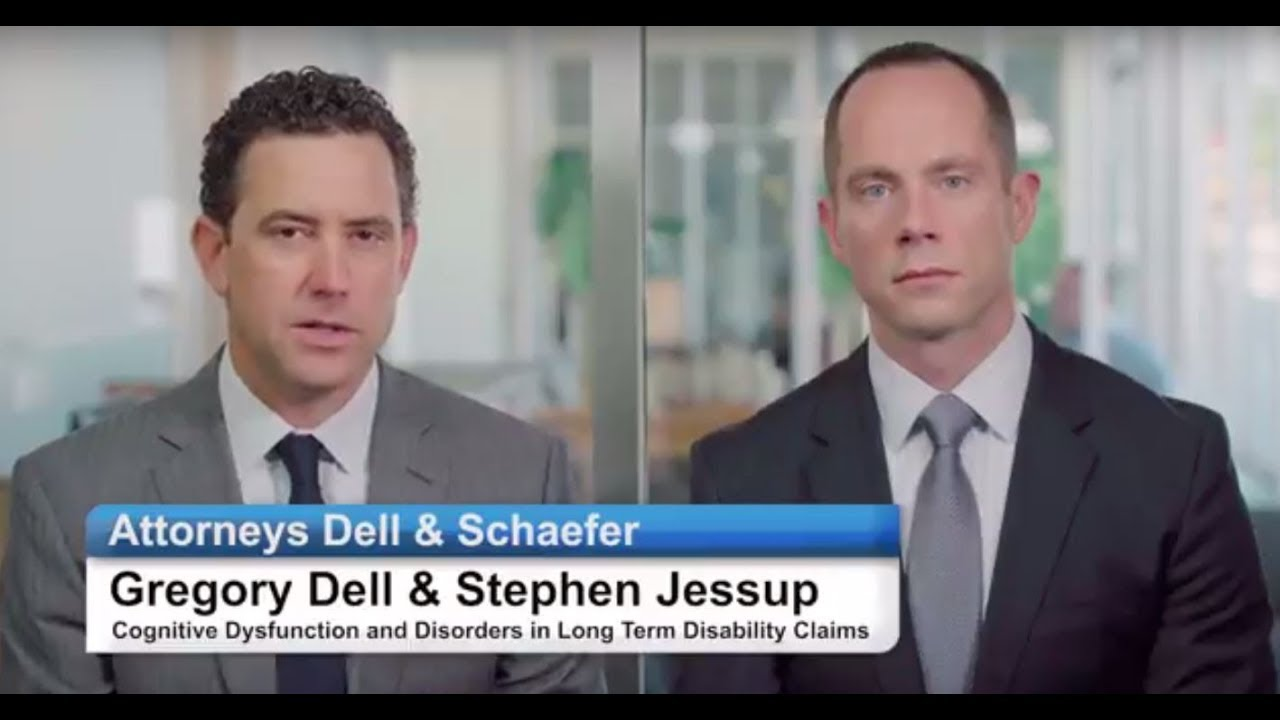 Depression and Anxiety Disability Insurance Claim | Dell ...