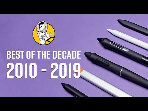 Best Art Tech of the Decade Awards