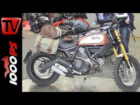 Hepco & Becker 2016 | Motorradgepäcksysteme