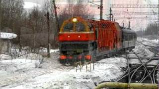 Самоходная снегоуборочная машина СМ5-008(, 2011-03-23T20:00:14.000Z)