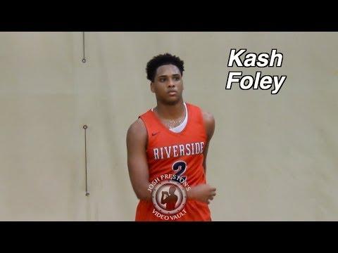 Kash Foley (Riverside 2019 G) - vs. Crescent City, Country Day & Walker