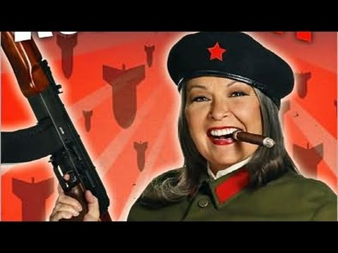 Roseanne Barr, Peace & Freedom 2012 Presidential Candidate