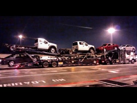 FAQ About Car Hauling: This Ain't For You...or Is It?