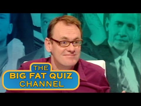 Michael McIntyre and Sean Locke's Car Insurance Tips - The Big Fat Quiz Of The Year 2008