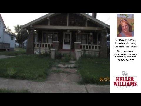 1122 W PROSPECT, Kewanee, IL Presented by Deb Haussmann.