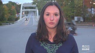 ATV crashes during a NEWS CENTER Maine report