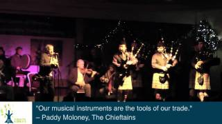 The Chieftains - The Sound of Wood Concert - Tullamore