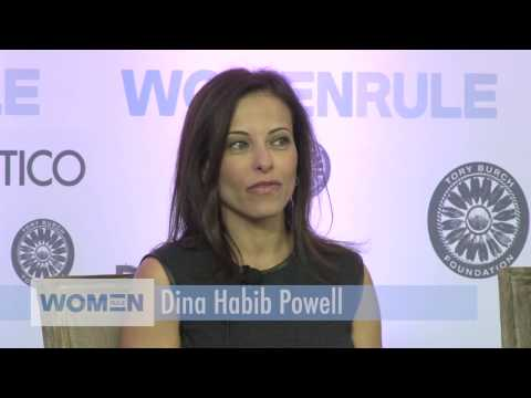 Dina Powell: When women are economically empowered, world changes