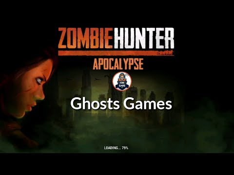 Zombie Hunter Apocalypse Game See how terrible the ghost #games are to kill the ghosts
