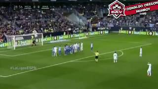 Gol De Isco|Malaga Vs Real Madrid