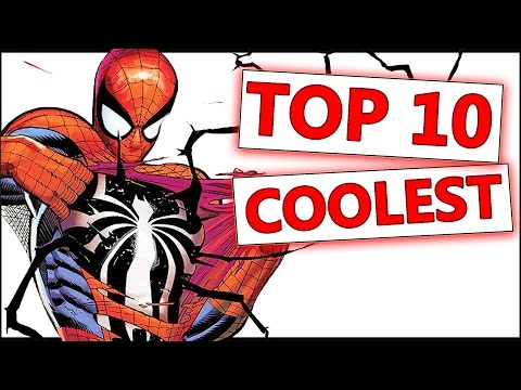 Top 10 Coolest Characters in Spider-Man Unlimited