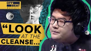 How Faker's Greatest Play Turned One Man into the Face of Esports Failure