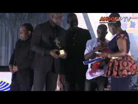 Matias Damásio é o grande vencedor do Top Rádio Luanda
