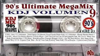 Ultimate 90s Megamix Vol 09   2019