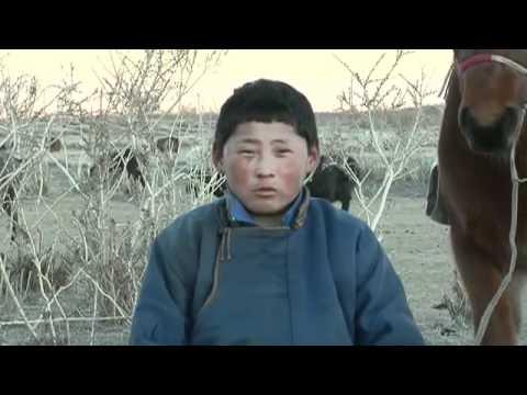 The Mongolian traditional art of Khöömei
