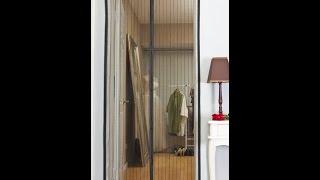 видео Купить москитную сетку для двери в СПБ