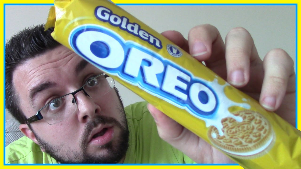 Oreo Golden UK Review YouTube