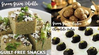 Guilt-Free Snacks | Diet Snacks
