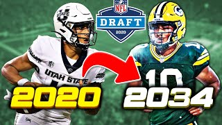 JORDAN LOVE NFL CAREER SIMULATION // LEADS PACKERS TO SUPER BOWL?  | Madden 20