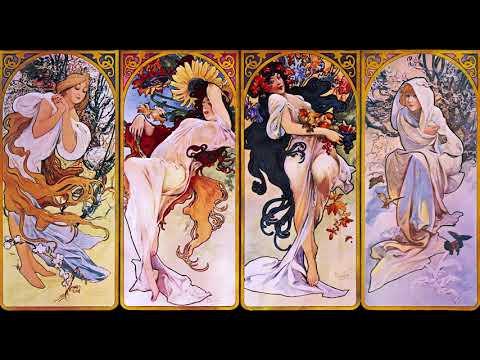 Fine Arts - Alphonse Mucha (1860-1939) - Joseph Blanchard