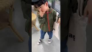 [안녕소년] 너무예쁜 봄점퍼_아들옷 남아옷 아우터