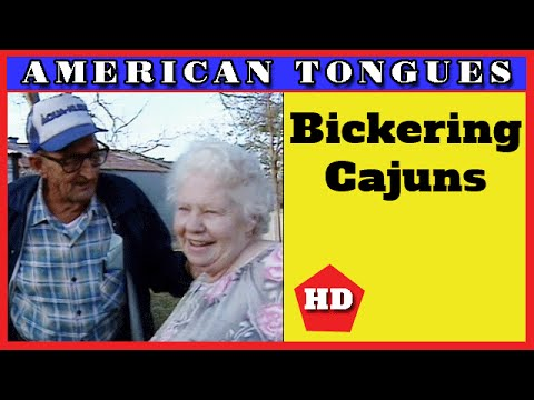 Spicy Cajun Accents - American Tongues episode #5
