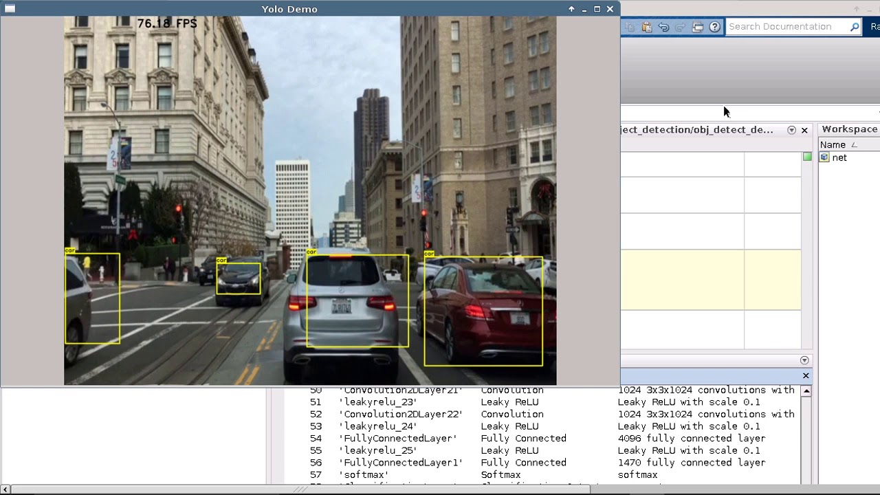 Generate and Deploy CUDA Code for Object Detection on NVIDIA Jetson