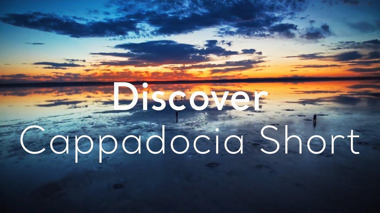 Discover Cappadocia Short