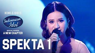 Download ANGGI - MUNGKIN HARI INI, ESOK ATAU NANTI (Anneth) - SPEKTA SHOW TOP 14 - Indonesian Idol 2021