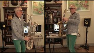 Lakensandras Lakšmanas – Sax Cover –Queen - Another One Bites the Dust