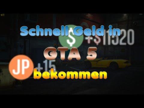 GTA 5 Schnell Geld machen mit Jobs!