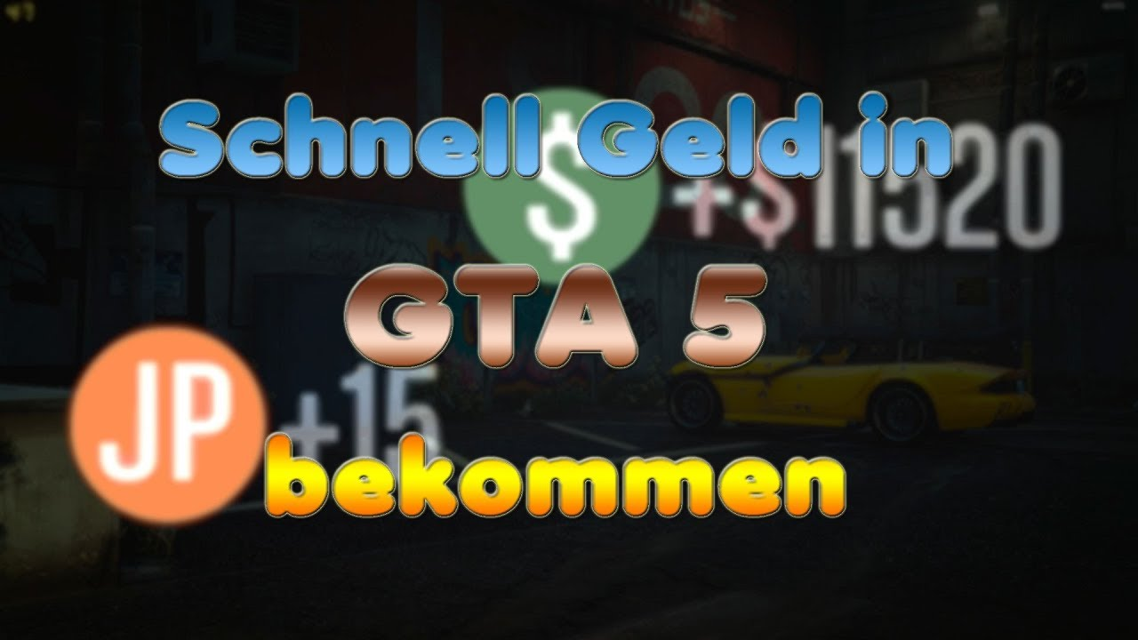 gta 5 online schnell geld machen mit jobs episode 1 youtube. Black Bedroom Furniture Sets. Home Design Ideas