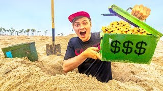$20,000 BURIED TREASURE CHALLENGE!! (WINNER TAKES ALL)