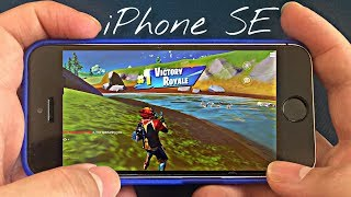 iPhone SE Fortnite / Epic Victory Royale