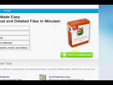 Recover Deleted Mp3 Files QUICKLY