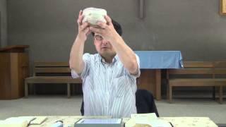 徳島北教会の聖餐式(2014年5月11日録画)