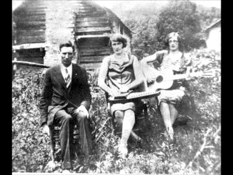 Carter Family-Bear Creek Blues
