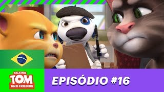 Hank, o Diretor - Talking Tom and Friends (Temporada 1 Episódio 16)