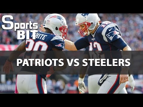 Sports BIT | Patriots vs Steelers Betting Preview | Can the Steelers Get It Done Minus Big Ben?